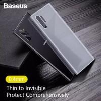 Samsung Note 10 Plus Baseus Wing Series Slim Case Dove PC Ultra Thin