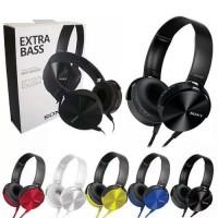 Headphone Sony Extra BASS Headset Sony MDR-XB450AP