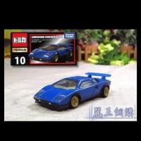 Diecast Tomica Premium Lamborghini Countach LP500S