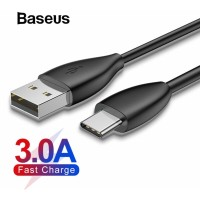 Baseus USB Type C Cable 3A Quick Charge USB C Kabel Data
