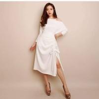 Baju Wanita DEYUNA SET DRESS