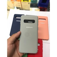 Case samsung S10 plus premium import mewah silikon softcase original