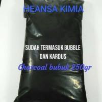 Charcoal - arang bubuk 250gr