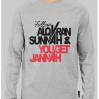 Kaos Dakwah AM05P Follow Sunnah