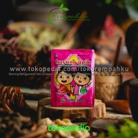 Rempahku - Jamu BUYUNG UPIK Rasa STRAWBERRY 1pc Herbal Jamu Jago Anak