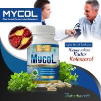 MyCol - Obat Herbal BPOM Atasi Kolesterol Tinggi-Turunkan Kolesterol