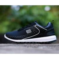 ORIGINAL Sepatu Anak Ando Sepatu Sekolah Olahraga Hitam Sneaker anak d