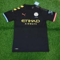 Jersey Manchester City Away 2019/2020 Grade Ori