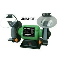 Mesin Gerinda Duduk 6 Inch Ryu Bench Grinder RBG 6 tools n parts