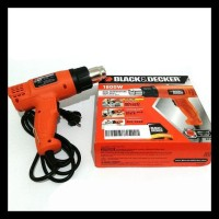 Alat Pertukangan Black & Decker 1800Watt Heavy Duty Heat Gun / Hot