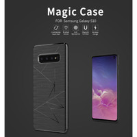 Nillkin Magic Magnetic Softcase Casing Case Samsung S10/S10+ Plus