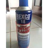 Contact Cleaner / pembersih Rexco R18 500 ml /REXCO