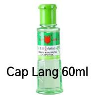Cap Lang Minyak Kayu Putih 60 ml Caplang
