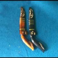 badik ukir pisau sembelih murah meriah