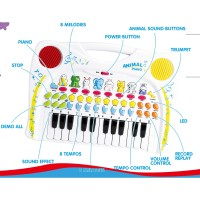 Ploopy PP21130 - Funtastic Piano Keyboard