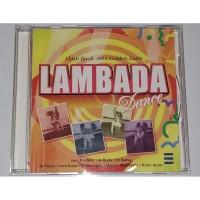 CD VA LAMBADA DANCE FLASH BACK 80S GOLDEN LATIN