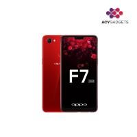 OPPO F7 6/128GB GARANSI RESMI OPPO