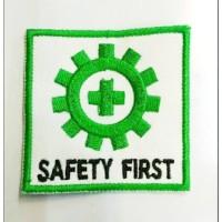LOGO SAFETY FIRST