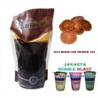 Premium Brown Sugar atau Gula Merah Cair 1kg Pengganti Gula Aren