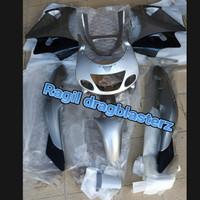 full cover body ninja rr old silver original Kawasaki