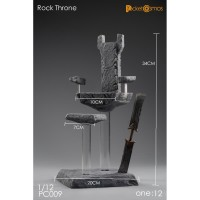 PC Toys PC009 1/12 Scale The Rock Throne THANOS FOR SHF PO DP