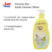TERLARIS Precious Bee Cleanser Bottle Liquid 500ml pembersih botol dot
