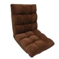 Kursi lipat lesehan besar empuk ukuran 110 x 55 x 12 cm