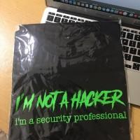 """Kaos """"I'm Not a Hacker"""""""