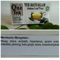 Teh Daun Salam 15 Bags Herbal Pontianak Kalbar BUY 2 FREE 1
