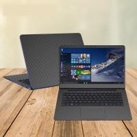 Garskin/Skin/Cover/Stiker Laptop - Garskin Full Body Carbon/Karbon
