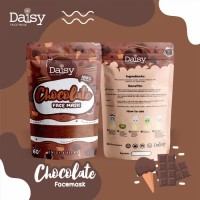 Masker organik by Daisy Organic Chocolate Coklat 60gr