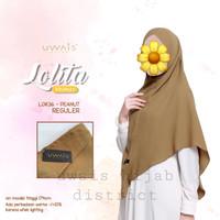 Jilbab Khimar Syari Lolita Mom JUMBO - Uwais Hijab
