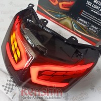 NEW !!! Rear Stop Lamp Set / Lampu Stop Belakang Yamaha NMAX AES