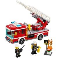 02054 Lego City Fire Ladder Truck