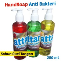 HANDSOAP - Sabun Cuci Tangan Anti Bakteri Botol Pump 250 mL