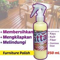 ATTAR Pledge Furniture Polish - Pembersih & Pengkilap Meubel Kayu