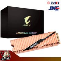 SSD GIGABYTE AORUS Nvme Gen4 M.2 500GB - GP-ASM2NE6500GTTD