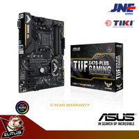 Motherboard ASUS TUF X470-Plus Gaming Socket AM4 AMD