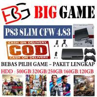 PS 3 SLIM CFW 500GB HRGA PROMO