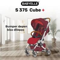 Stroller Babyelle Cube Plus S 375 / Kereta Bayi Cabin Size