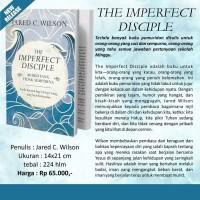 BUKU THE IMPERFECT DISCIPLE - TERJ BHS INDO