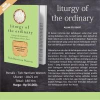 BUKU LITURGY OF THE ORDINARY - TERJ BHS INDO
