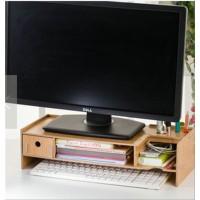 [MEJA LAPTOP KOMPUTER] Desktop storage Meja laptop / rak komputer