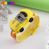 Jam Tangan Anak Digital SKMEI 1241 YELLOW Water Resistant 30m