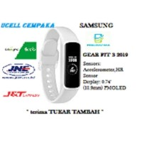 Galaxy Gear Fit E 2019 (SM-R375) - Garansi Resmi