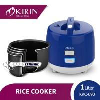 Kirin Rice Cooker 1.0 Liter KRC-090 BLUE (NEW)