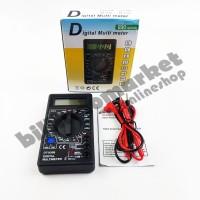 Multimeter Digital DT830B Avometer Multitester Multi Tester