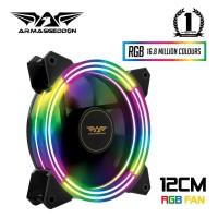 Armaggeddon Nimitz Ring III RGB Fan For Gaming PC Case (120mm)
