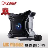 Dazumba DW288 Portable Bluetooth Karaoke Speaker Waterproof IPX5