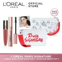 L'Oreal Paris Signature Beauty x Astariri Kit 3
